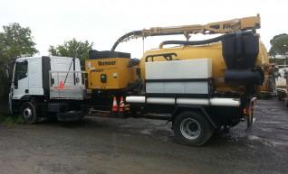 4500L Vacuum Excavator 1