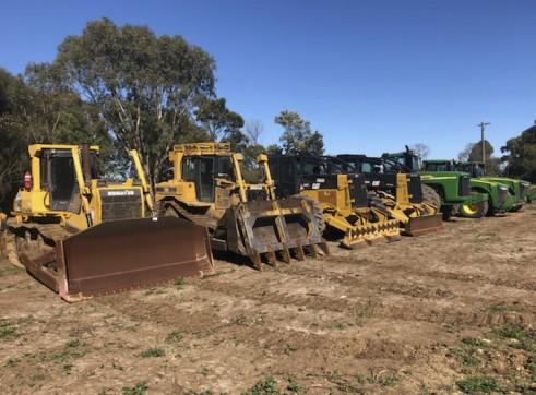 450HP John Deere 9520 Artic Tractor w/duals 3