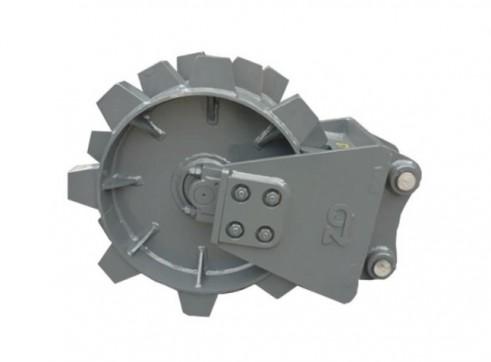 450mm Compaction Wheel suits 12t - 15t 1