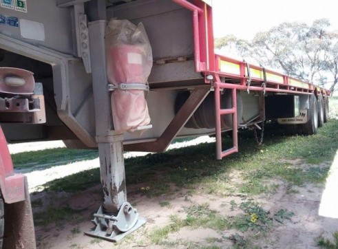 45ft drop deck airbag 1