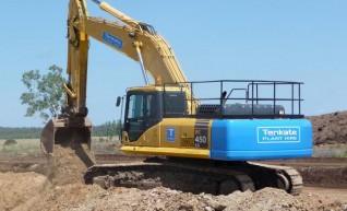 45T Excavators - 3 Available 1