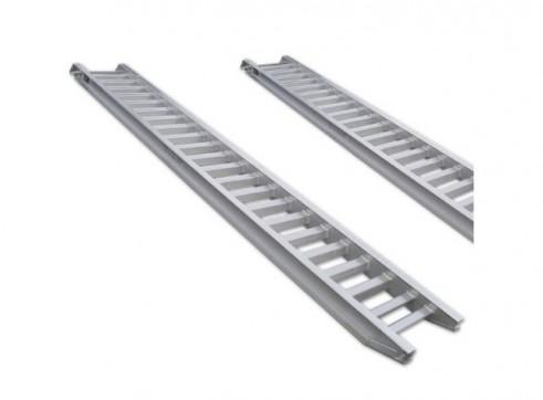 4.5t Loading Ramps - Aluminium 2