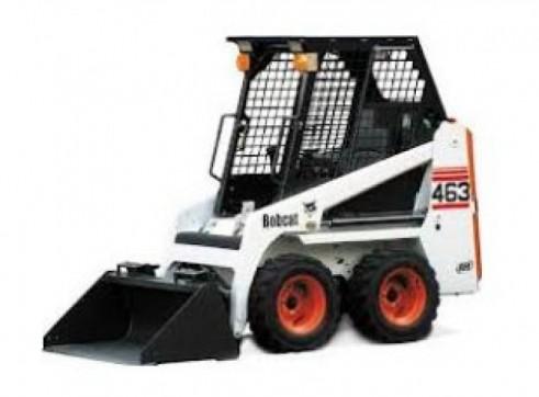 463 Mini Bobcat Skidsteer Loader 1