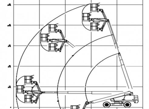 47' Diesel Boom Lift 1
