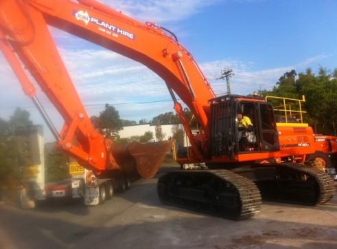48T Excavator full BMA spec trimble GPS 1