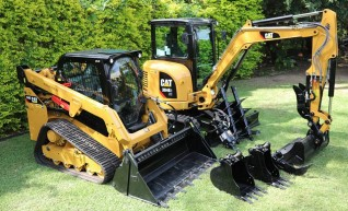 4T Combo - Caterpillar 249D & 304E2 CR 1