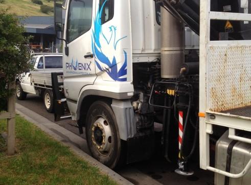 4T Crane Truck 3
