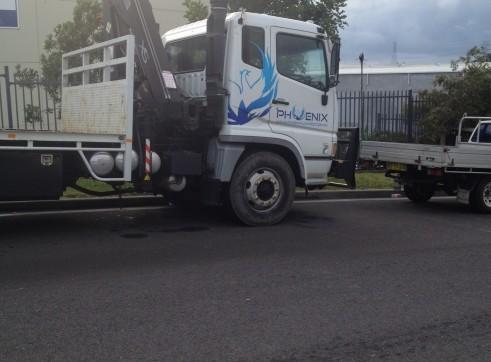 4T Crane Truck 6