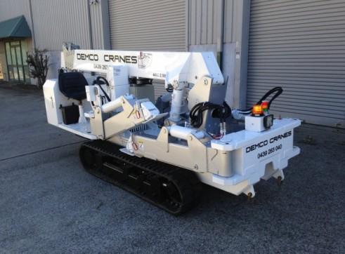 4T Mini Crawler Crane 1