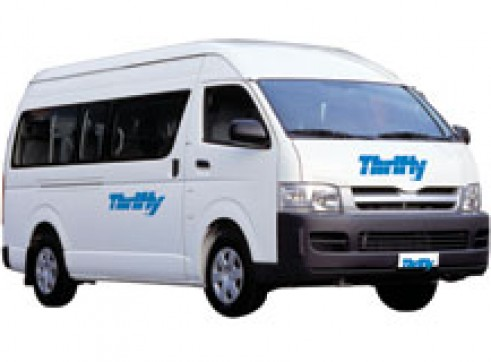 4WD 12 Seater bus 1