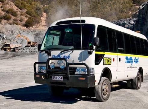 4WD 20 Seat Bus 4