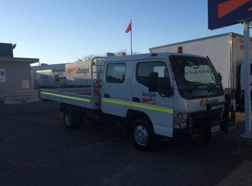 4WD 3T Dual Cab Truck 1