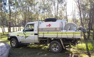 4WD Chemical Regrowth Vehicles 1