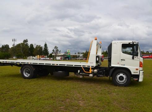 4x2 Tilt Tray Truck  4
