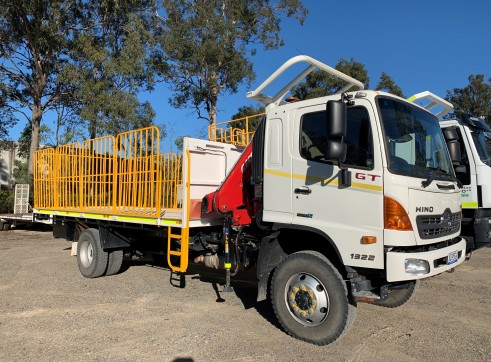 4x4 Crane Truck 2