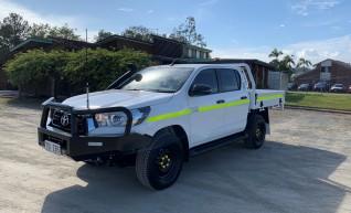 4x4 Dual Cab Ute - Project/Mine Spec 1