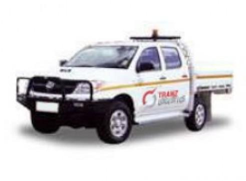 4x4 Dual Cab Utility