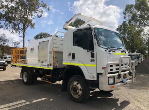 4x4 Fuel Truck 2