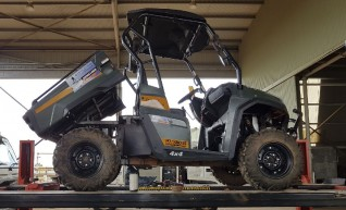 4x4 Land Boss ATV / Buggy 1