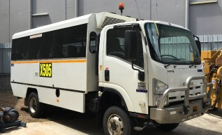 4x4 Project Bus - 18 Seats - Mine Spec 1