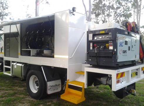 4x4 Service Truck  3