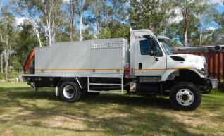 4x4 Service Truck  1