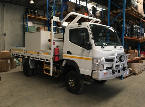 4x4 Service Truck  2