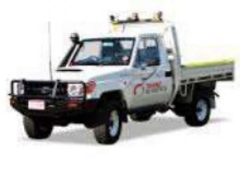 4x4 Single Cab Tray-back Utility 1