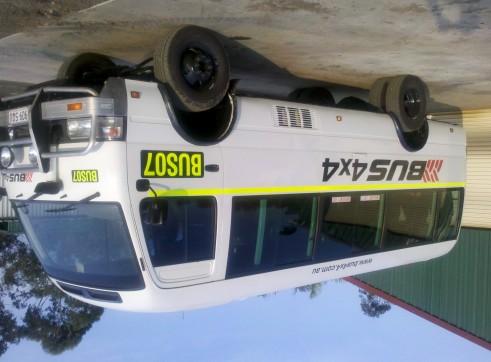 4x4 Toyota Coaster 2
