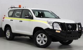 4x4 Wagon - Toyota Prado - Mine Spec 1