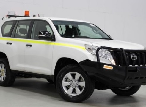 4x4 Wagon - Toyota Prado - Mine Spec 1