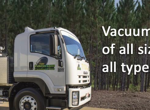 5,000L Sucker Truck/Vacuum Excavation Truck 1