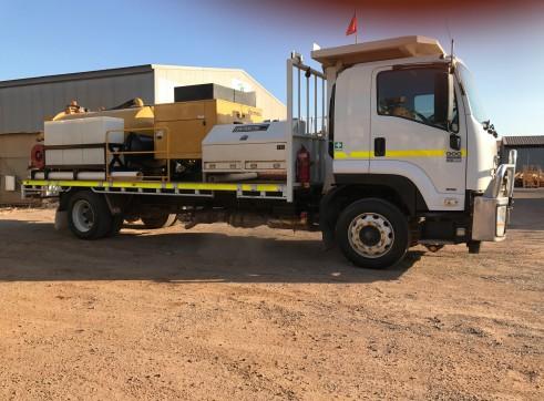 5 x 3,000L Vacuum Excavation Trucks 2