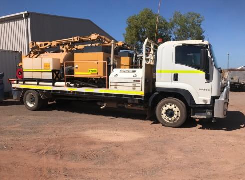 5 x 3,000L Vacuum Excavation Trucks 3