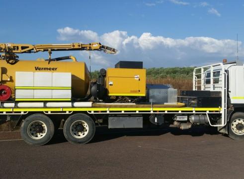 5 x 4,500L Vacuum Excavation Trucks 1