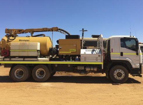 4 x 4,500L Vacuum Excavation Trucks 1