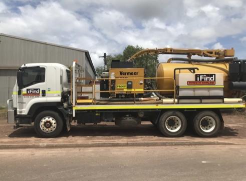 4 x 4,500L Vacuum Excavation Trucks 4