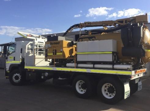 4 x 4,500L Vacuum Excavation Trucks 3