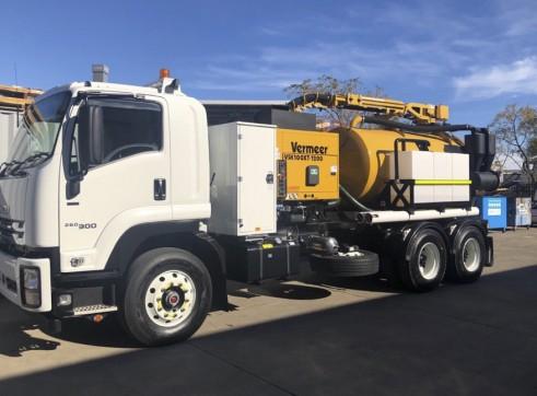 4 x 4,500L Vacuum Excavation Trucks 2