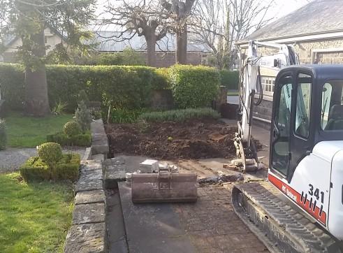 5.5 Ton Excavator Bobcat 341 2