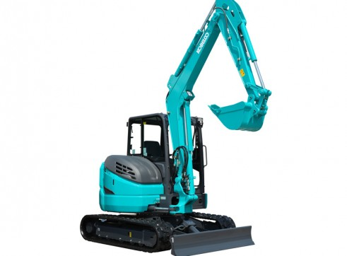 5.5 TON EXCAVATOR MONTHLY $165 $ DAY RATE $240 3