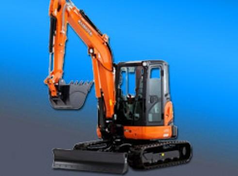 5.5 Ton Kubota Excavator