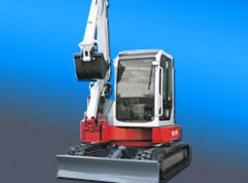 5.5 Ton Takeuchi Excavator 1