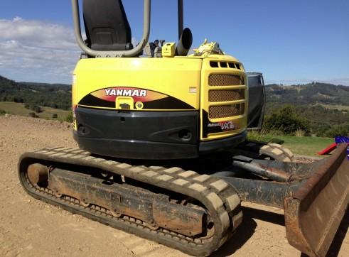 5.5 ton Yanmar Excavator 2