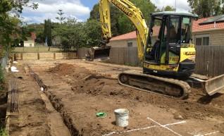 5.5 tonne Excavators 1