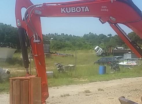 5.5T Excavator 3