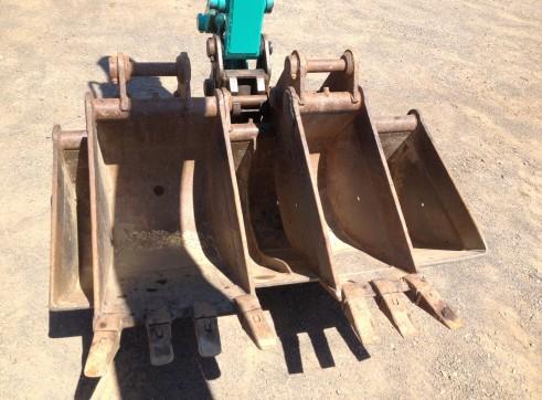 5.5T IHI Mini Excavator 3