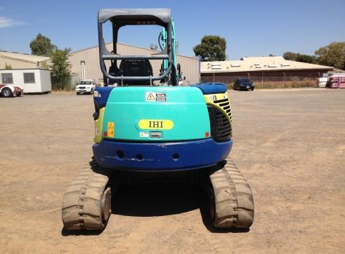5.5T IHI Mini Excavator 5