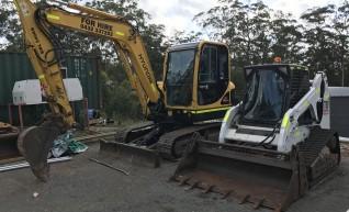 5.7t Excavator  1