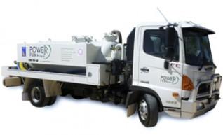 5000 - 13,000L Liquid Waste Vacuum Units (Body Truck) 1